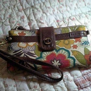 Relic Boho Wallet/Wristlet